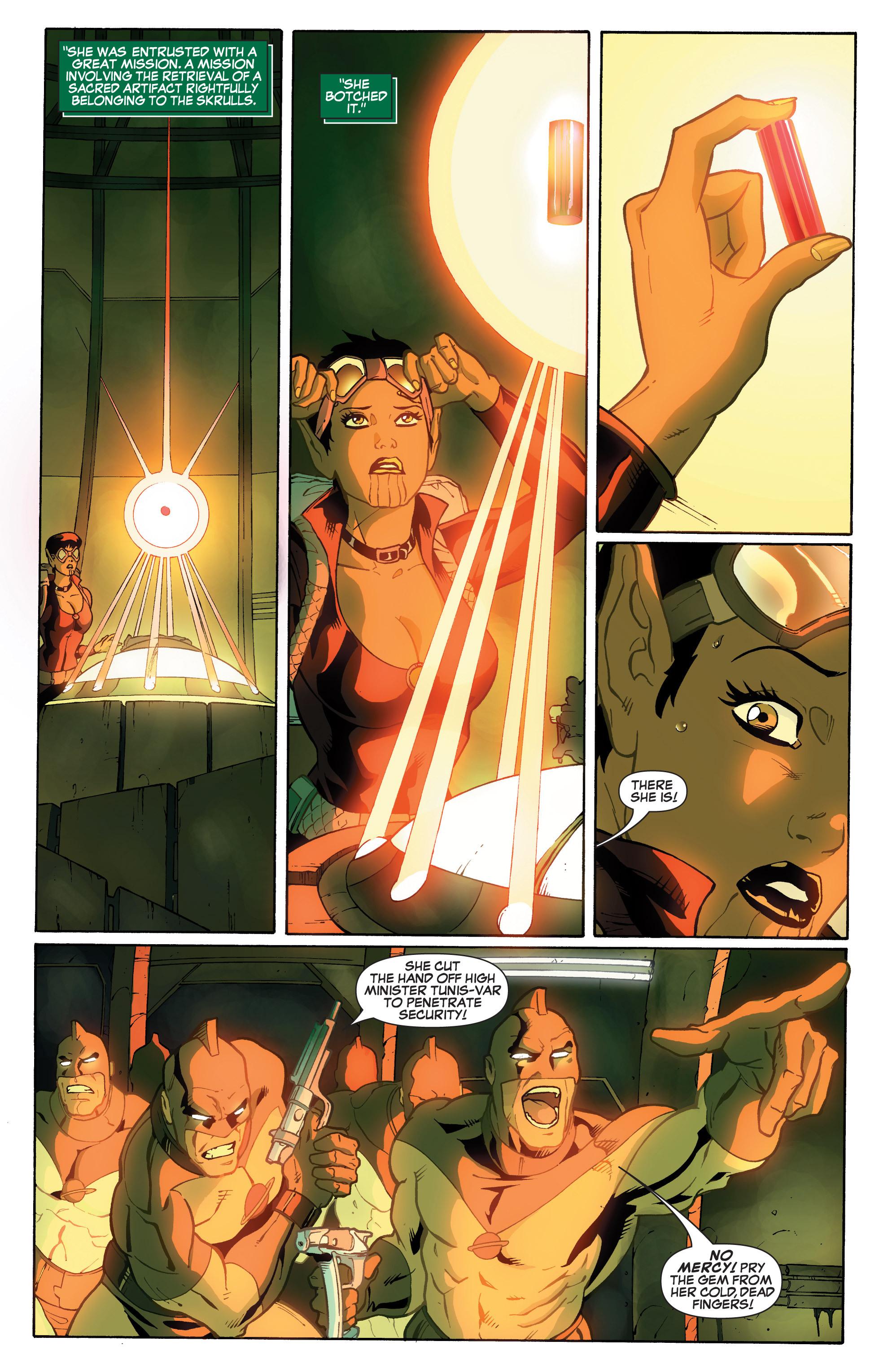 Read online She-Hulk (2005) comic -  Issue #33 - 9