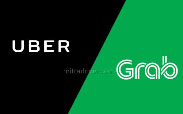 Mulai 8 April 2018, Layanan Uber Ditutup. Pengemudi Dan Penumpang Diminta Beralih ke Grab