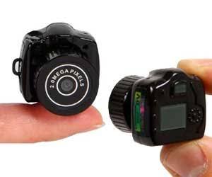 Kamera Mini Spy Cam Produk Kamera Praktis dengan Banyak Keunggulan