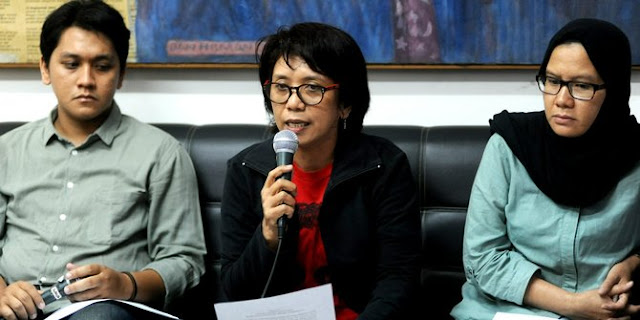 Suciwati Munir: Jokowi Nol!