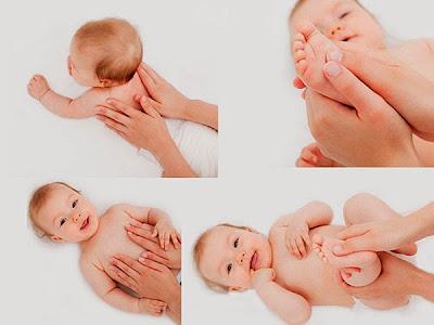 Perawatan Spa Bayi Sendiri di Rumah