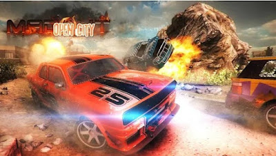 MadOut Open City Full Apk + Data for Android (paid)