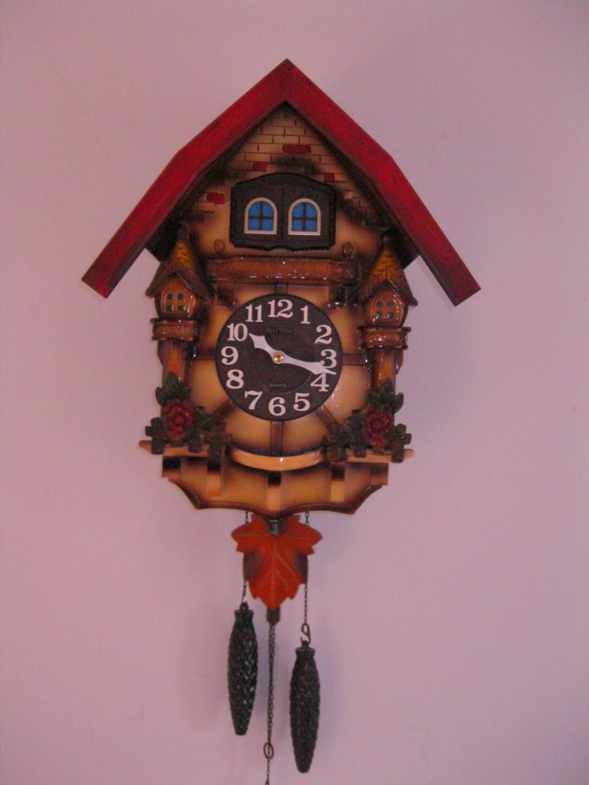 Jam Kikuk Rhythm ini pakai batere 1 (satu) buah aab3c24449