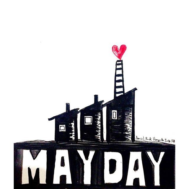 Gambar Ucapan Selamat Hari Buruh (May Day) untuk Instagram dan Path