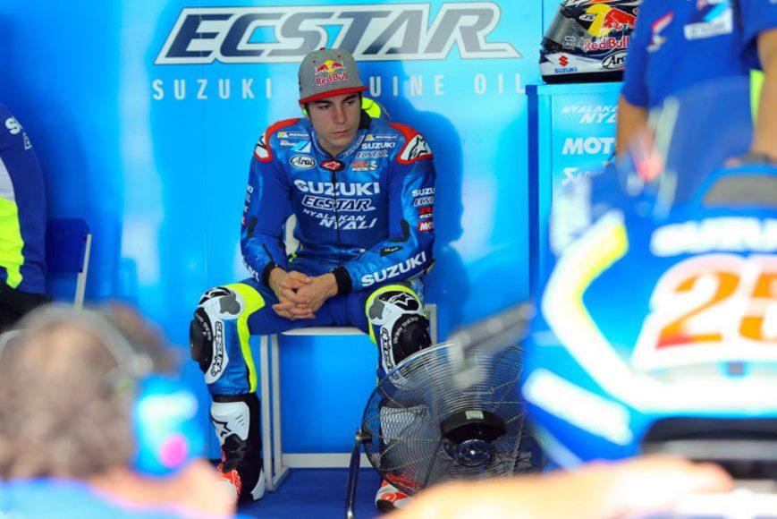 MotoGP : Fix . . Vinales resmi tinggalkan Suzuki Ecstar dan akan membalap bersama Movistar Yamaha mulai 2017 sampai 2018 mendatang . .
