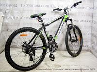 Sepeda Gunung Pacific Spazio 3.0 Aloi 24 Speed 26 Inci