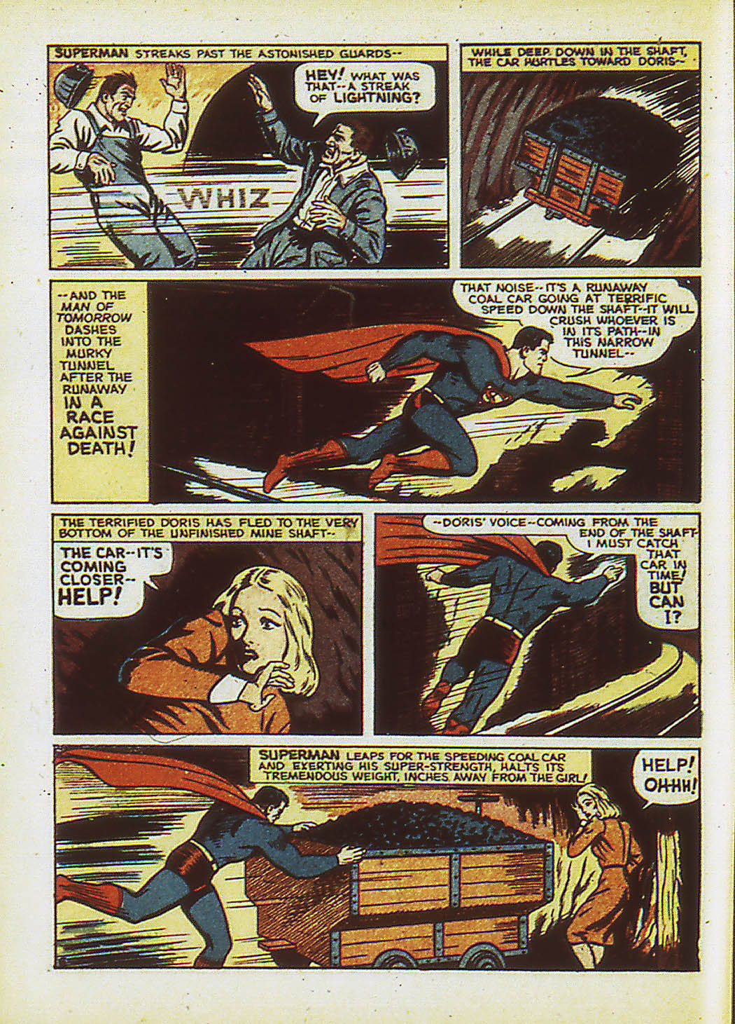 Read online Action Comics (1938) comic -  Issue #34 - 9