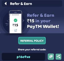 Zupee Referral Code (p16o9xe): Play Trivia & Live Quiz & Win Cash