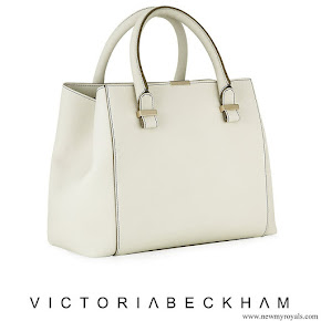 Kate Middleton carried her Victoria Beckham Quincy bag