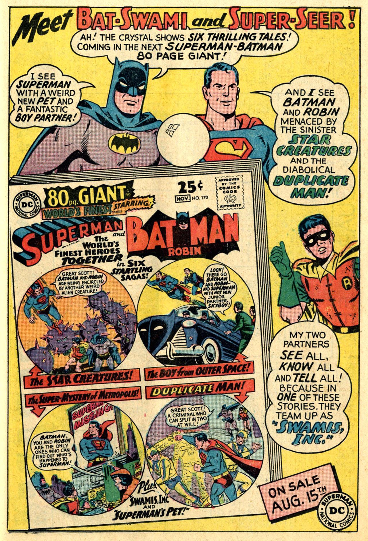 Detective Comics (1937) 368 Page 23