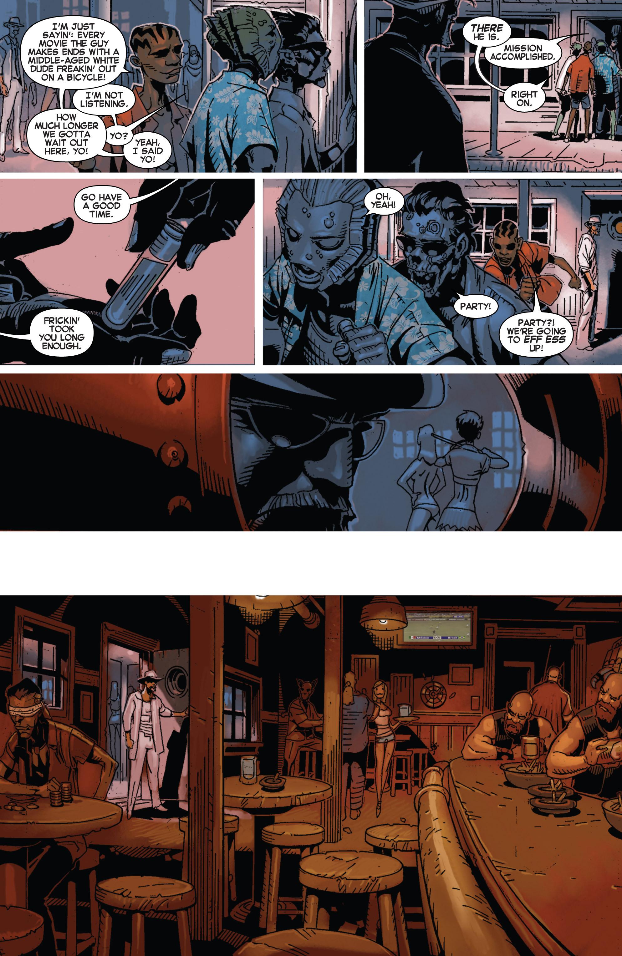Read online Uncanny X-Men (2013) comic -  Issue #16 - 9