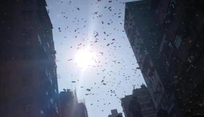 Berita Terbaru Hari ini Fenomena Hujan Uang di Hongkong, Hal ini yang Mnjadi Penyebabnya