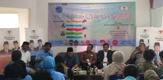 Banyak Relawan Beralih ke Prabowo karena Janji-Janji Jokowi tak Terpenuhi