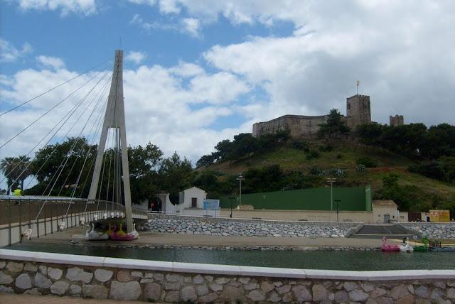 Fuengirola zamek Sohail