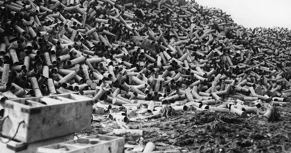 37 Rare Photographs of the Battle of the Somme, One of the Bloodiest Battles in Human History