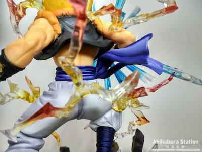 Review del Figuarts ZERO Super Saiyan Gogeta de Dragon Ball Z - Tamashii Nations