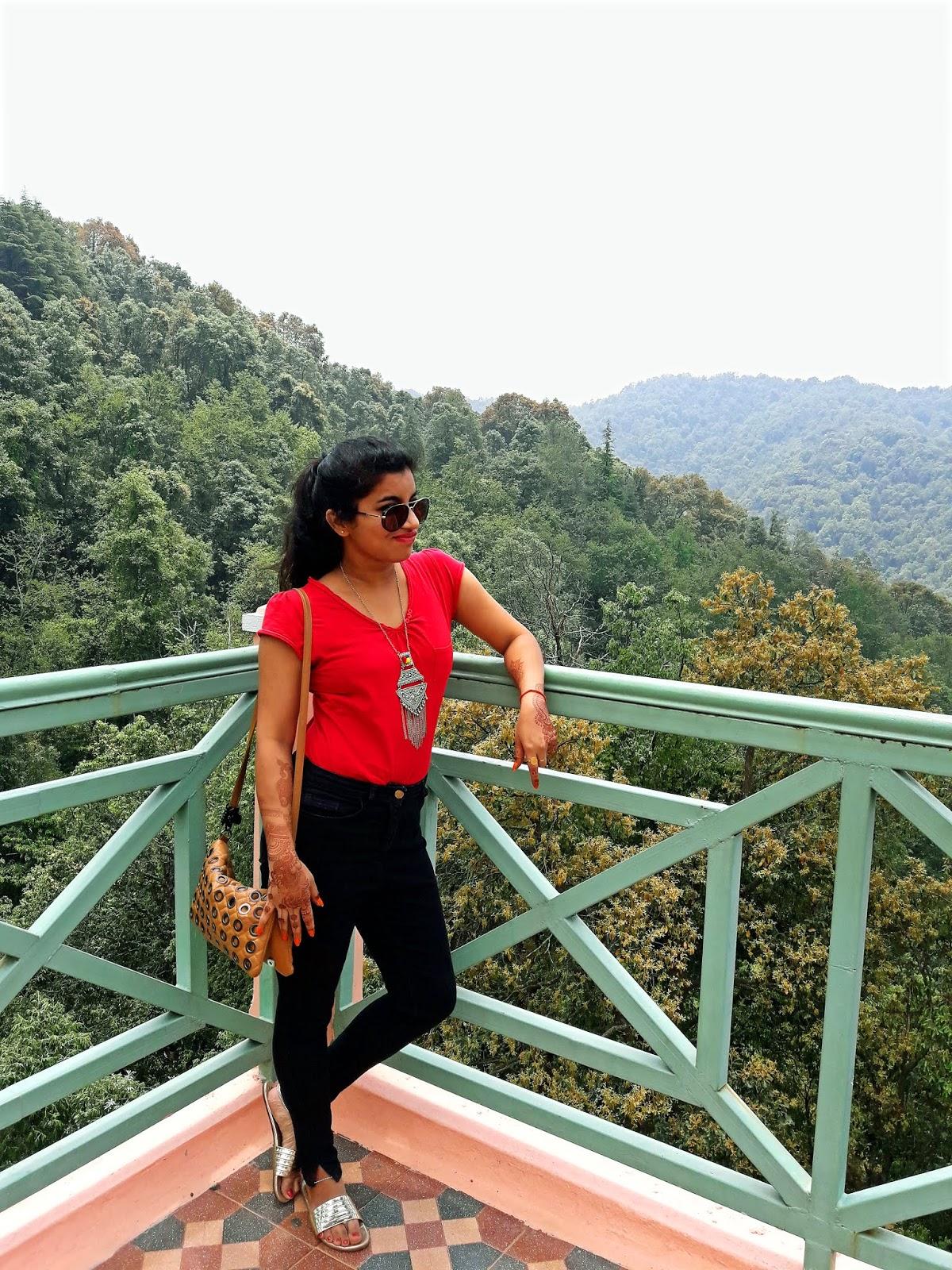My trip to Champawat, Mayawati Ashram- Kumaoni Region