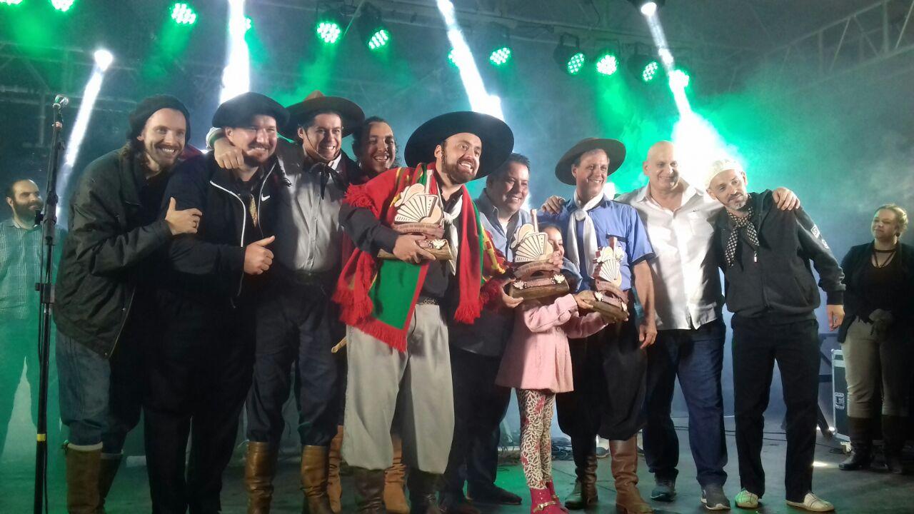 Galpão a Dentro é a grande vencedora do 4ª Aldeia da Canção Gaúcha