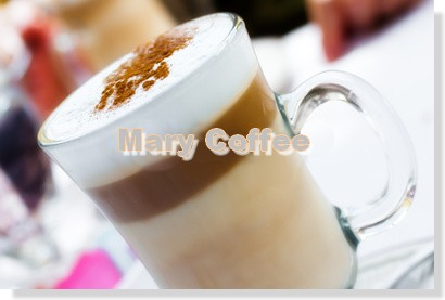 Cocktail Mary Coffee