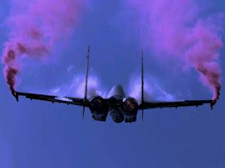 Su-35 Rusia