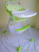 Baby High Chair CocoLatte CL038