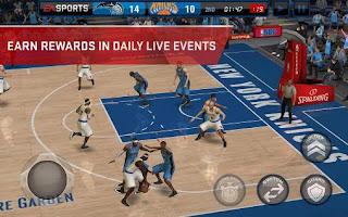 NBA LIVE Mobile Mod APK Unlimited Money