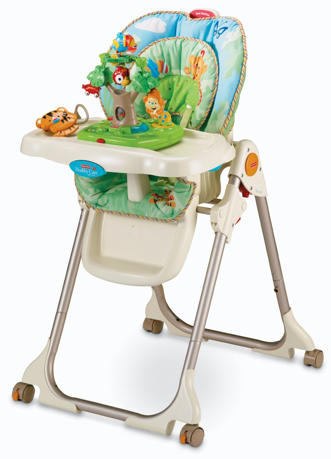 Toddler Approved!: The Best High Chairs and Booster Seats