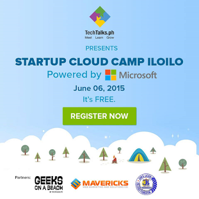 Startup Cloud Camp Iloilo powered by Microsoft