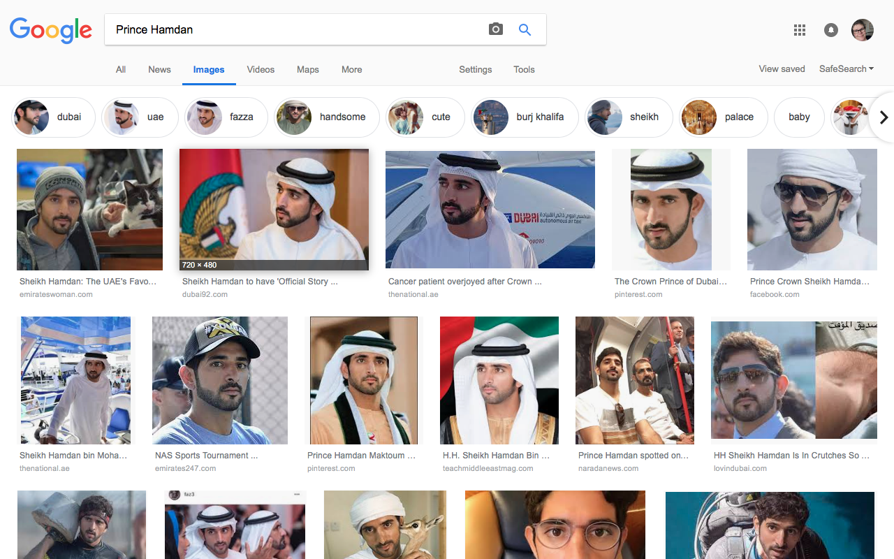 InstaScams: Prince Hamdan SCAMMED