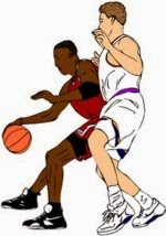 basketball player clipart - best-basketball-tips