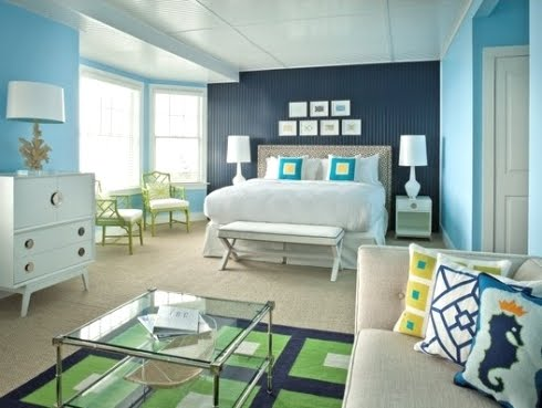 Jonathan Adler Design at The Tides Beach Club