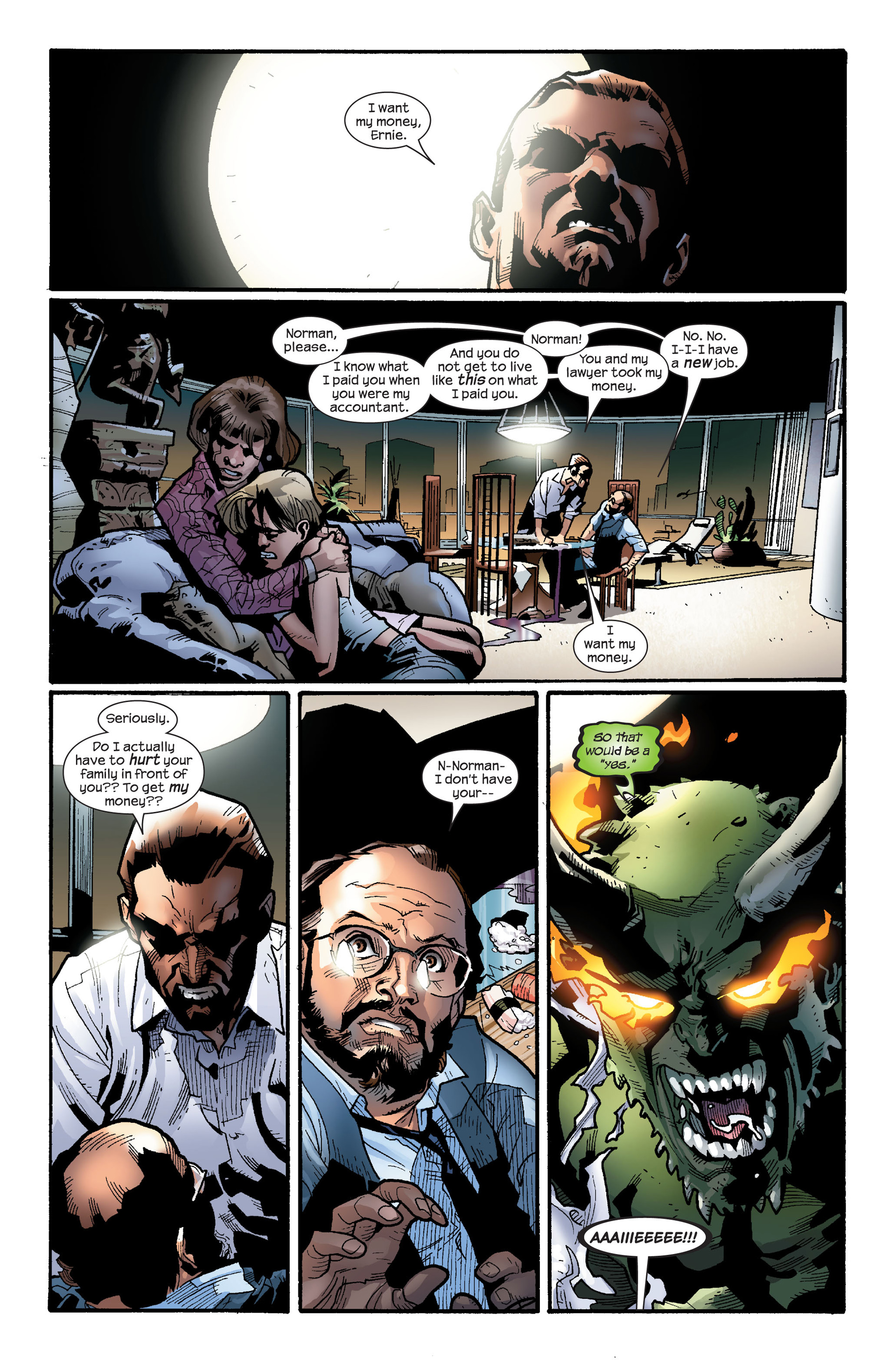 Read online Ultimate Spider-Man (2000) comic -  Issue #115 - 15