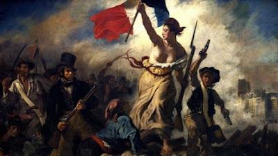 Η Ελευθερία οδηγεί το Λαό (γαλλ. La liberté guidant le peuple)  είναι πίνακας του Γάλλου ζωγράφου Ευγένιου Ντελακρουά  εμπνευσμένο από την Ιουλιανή επανάσταση του 1830.