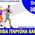 Dia 30 abril acontecerá em Itapiúna a Primeira Corrida Saudável