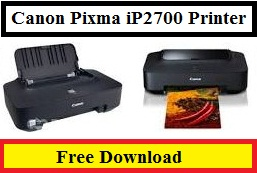 Canon Pixma Ip2700 Printer Specificatios