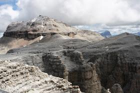 An Explorer Journal Exploring Northern Italy Sass Pordoi