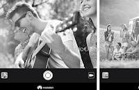 Logo Scatta in bianco e nero e vinci gratis 3 Huawei P9 Plus e corsi fotografici