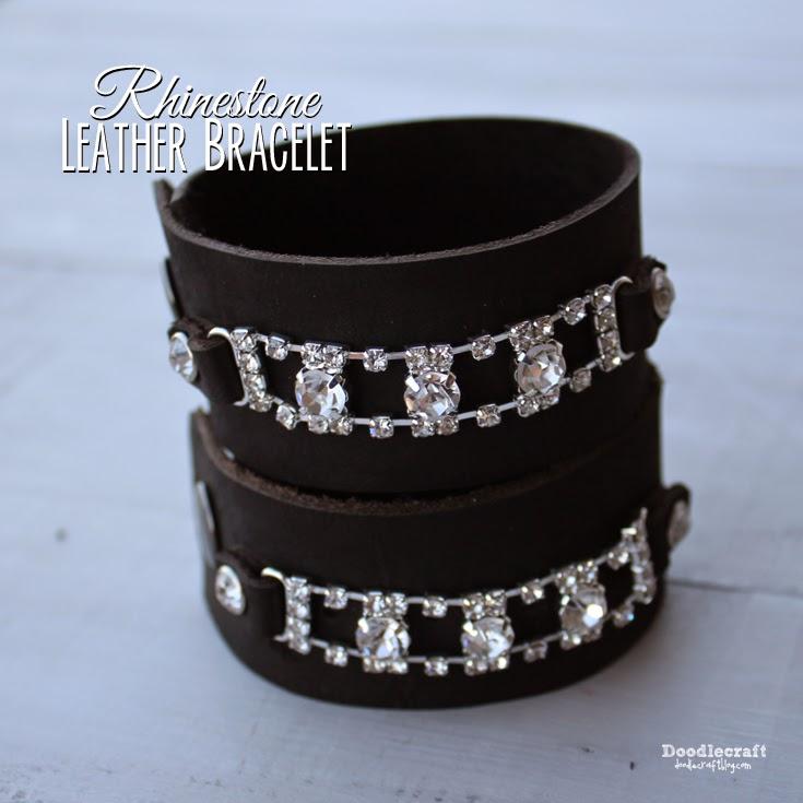 http://www.doodlecraftblog.com/2015/05/leather-rhinestone-cuff-bracelets.html