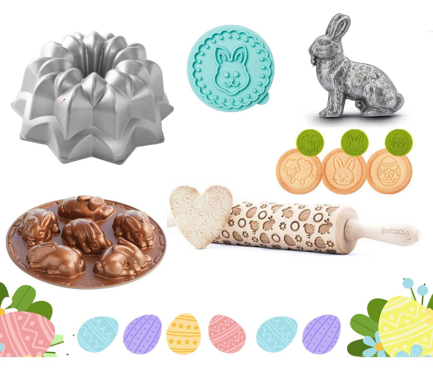 Cynamonowe Szczescie Najciekawsze Akcesoria Do Wielkanocnych Wypiekow