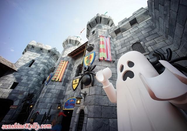Legoland Malaysia Resort, Brick-Or-Treat Festival, Halloween, Legoland Malaysia 2018 Show Guide