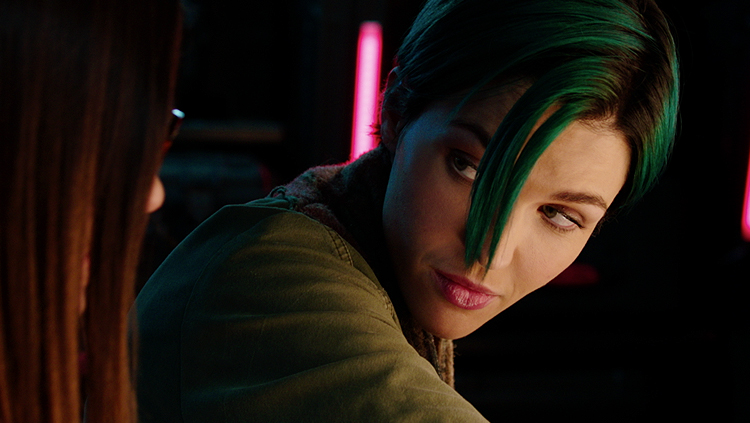 Ruby Rose Ruby Rose Joins Resident Evil The Final: Bob Canada's BlogWorld: It Came From The Cineplex: XXx