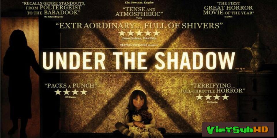 Phim Bóng Ma Trong Gió Trailer VietSub HD | Under the Shadow 2016