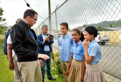 Andrés Navarro dice que la revolución educativa está generando desarrollo