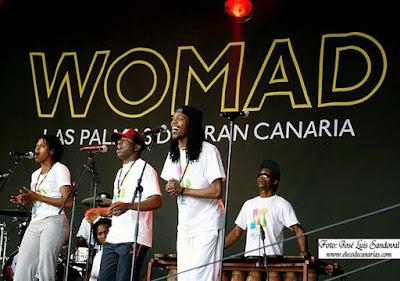 Womad vuelve a Las Palmas de Gran Canaria en  2017