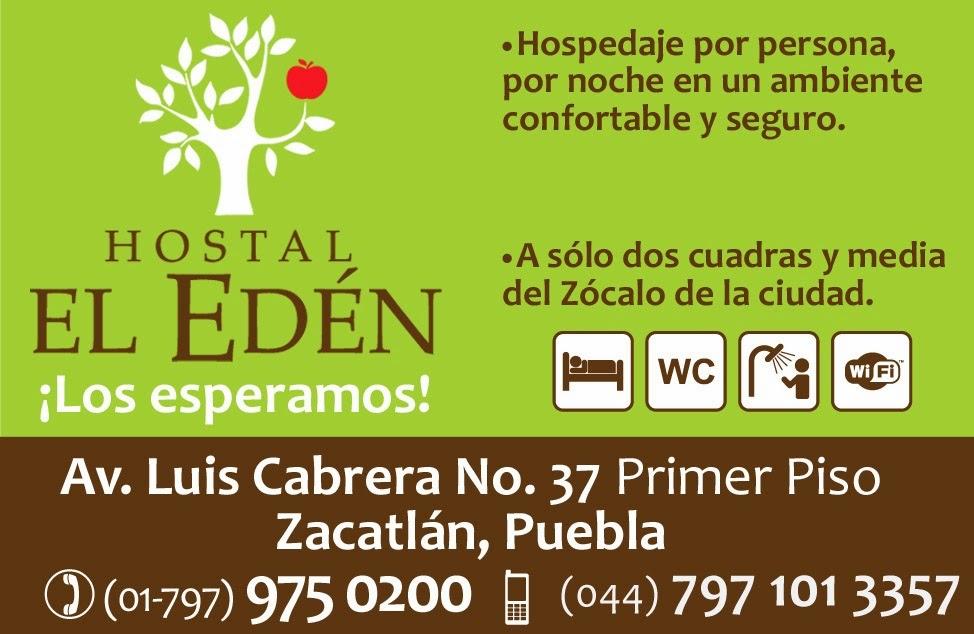 Hoteles y Cabaas en Zacatlan de las Manzanas Puebla