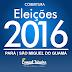 Blog do Esmael Teixeira lança logo base para cobertura e bastidores das Eleições 2016