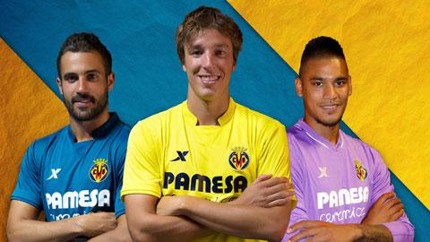 Giới thiệu CLB Villarreal 2015/16 với Mục tiêu là top 6