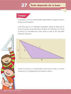 Apoyo Primaria Desafíos Matemáticos 5to. Grado Bloque II Lección 27 Todo depende de la base