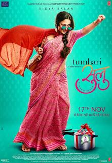 Tumhari Sulu First Look Poster 3