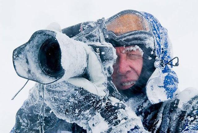 Crazy Photographers iceland